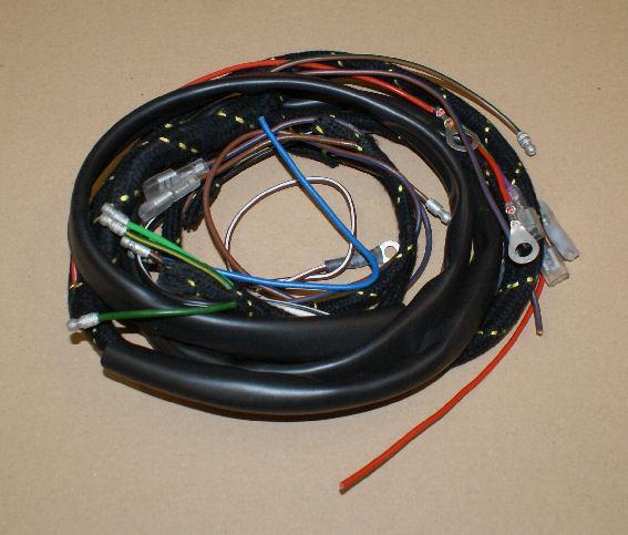 Triumph Wiring Main Harness  Loom 3ta 5ta 1959