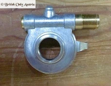 triumph speedo drive gearbox 1 25 1 veglia t140 british