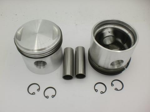 BSA A10 Pistons +80  /Pair