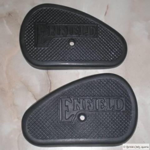 Enfield Kneegrip Rubbers /Pair