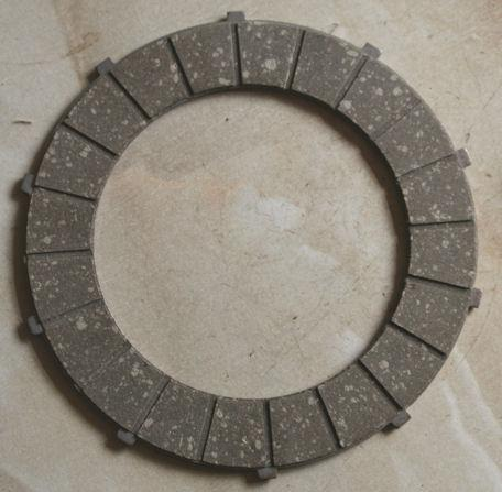 BSA/Triumph Clutch Plate Unit Singles