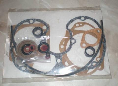 AJS/Matchless. Engine Gasket Set 350, 500 cc 16MC,16MCS,18C,18CS,G3L,G3LCS,G80C,G80CS 1949-55