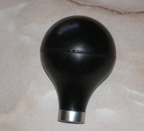 Horn Ball/Rubber Bulb 60 mm