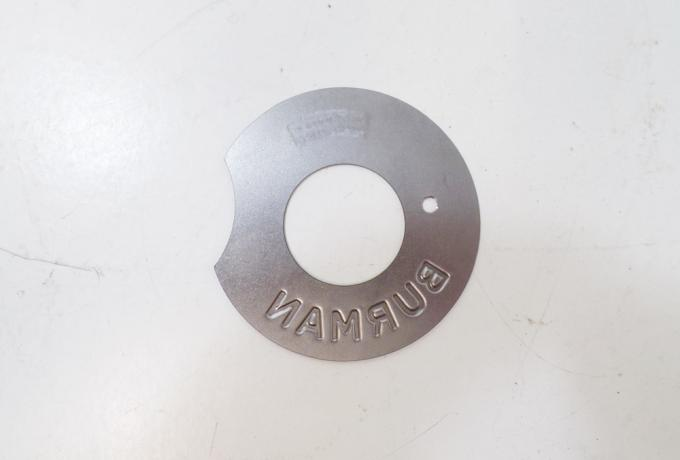 Burman Kickstart Spring Cover 91mm
