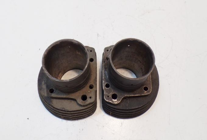 AJS/Matchless Twin Cylinder Pair used 1949-55 66mm STD