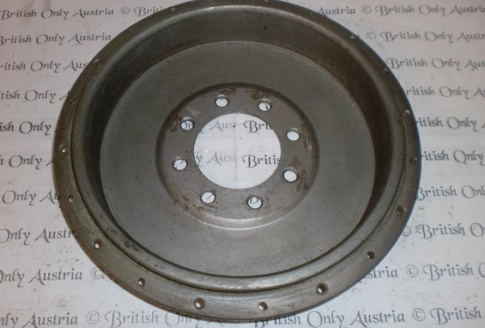 Front Brake Drum 8 Hole 1946-53 used