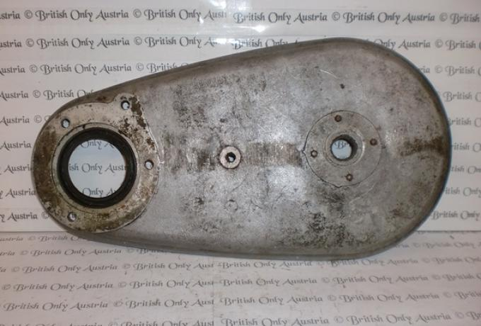 Royal Enfield Inner Primary Chaincase Cover 4909 used