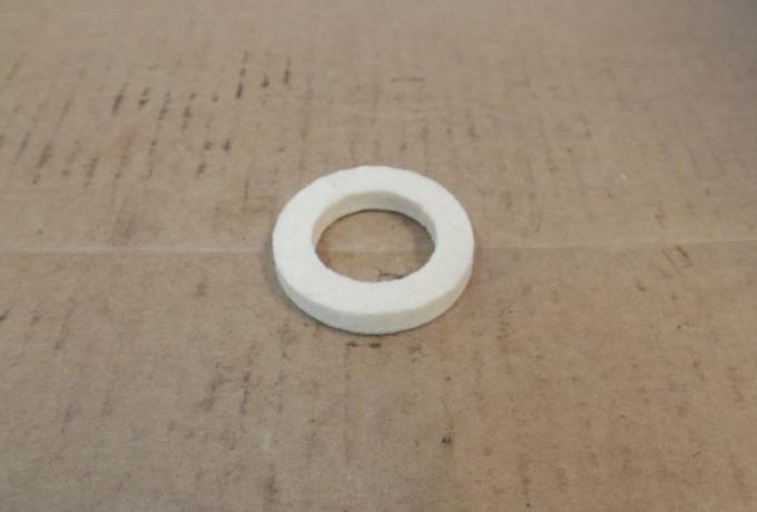 BSA A10 B31 Felt Washer for Rear Hub Plunger