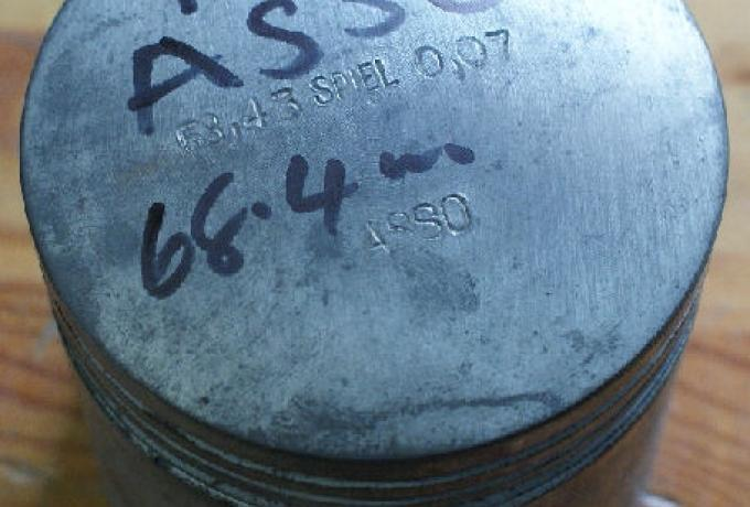 Asso Piston 68.4mm used