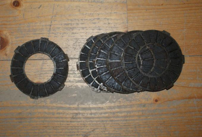 Clutch Plate Set used