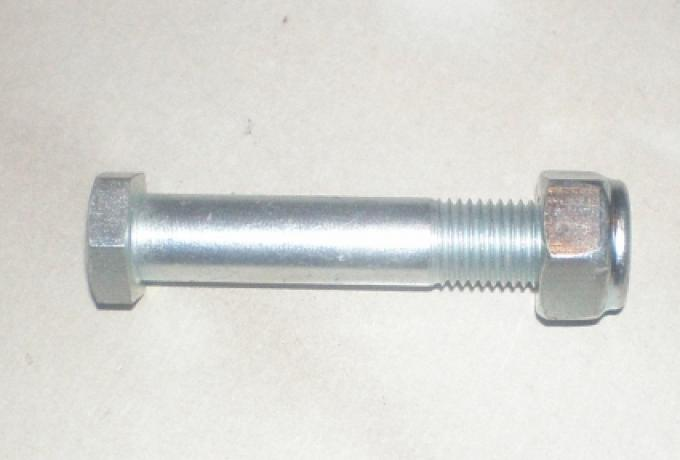 Norton Centre/Main/Prop Stand Bolt with Nut