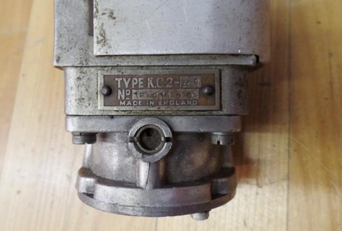 BTH Magneto Type K C 2-AC9 used | BRITISH Only Austria