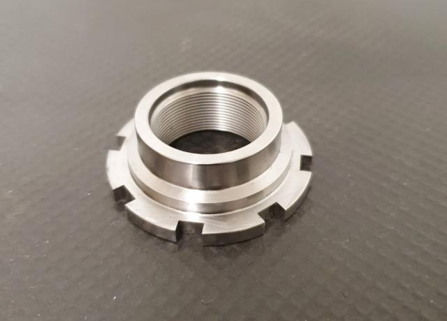 BSA M20 WD Clutch/Center spring retaining nut/sleeve nut