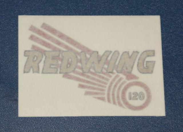 Panther tank Sticker Redwing 120 1960's