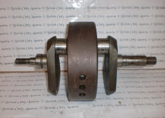 BSA A7 Crankshaft 8655 used
