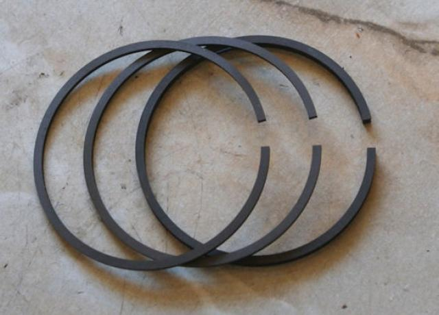 BSA 250cc C10/C11/C11G/C12 Piston Ring Set +060