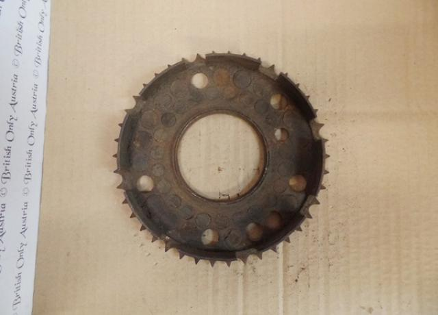 Clutch Basket used 42T