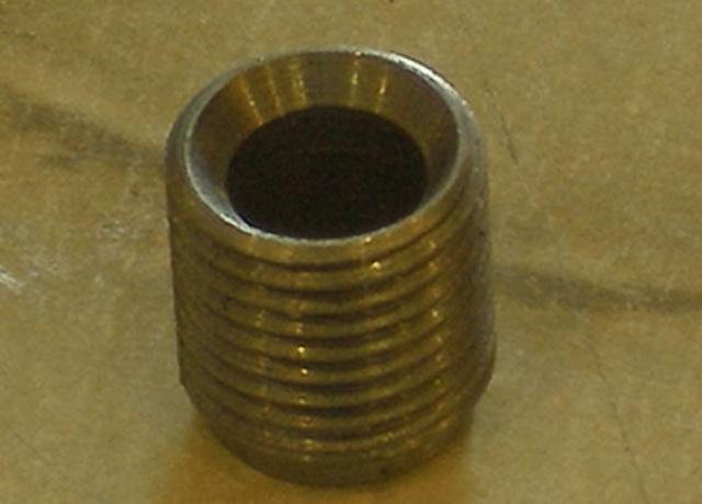 Brough Superior Adaptor for Oilline/Oiltank