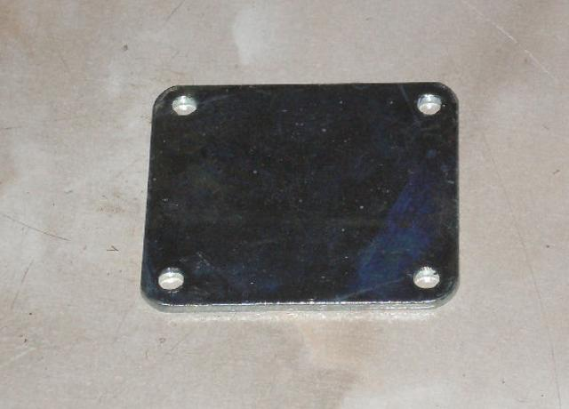 BSA A7/A10 Gearbox Inspection Cover