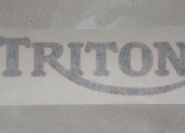 Triton Sticker No. 9