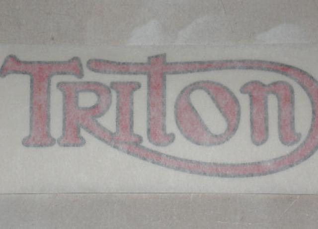 Triton Sticker No. 2