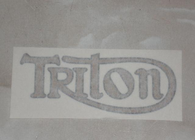 Triton Sticker No. 3