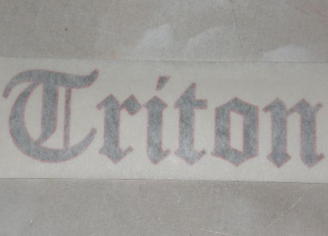 Triton Sticker No. 7
