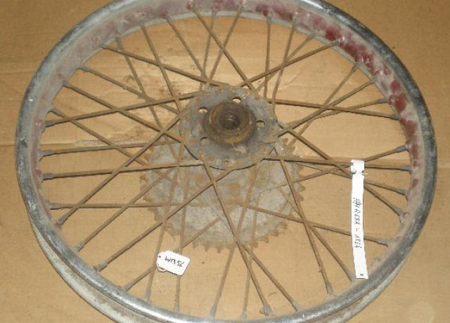 AJS/Matchless Rear Wheel used