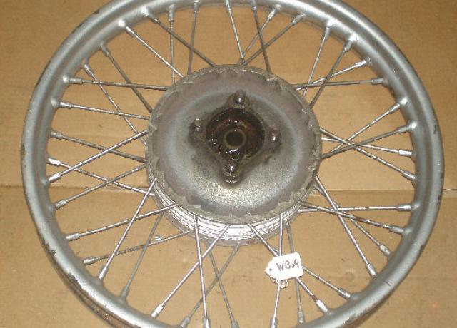 BSA Rear Wheel A10 used