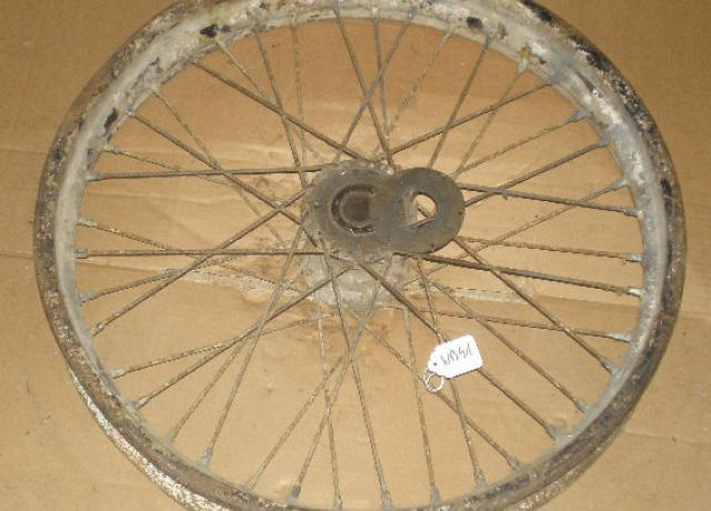 "Front Wheel 19"" - WM3 used"