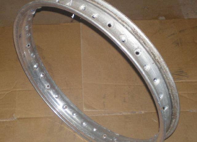 "Akront Rim WM2 19"" Alloy used"