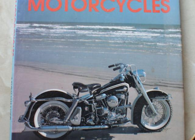 Classic Motorcycles by Mick Walker, Book