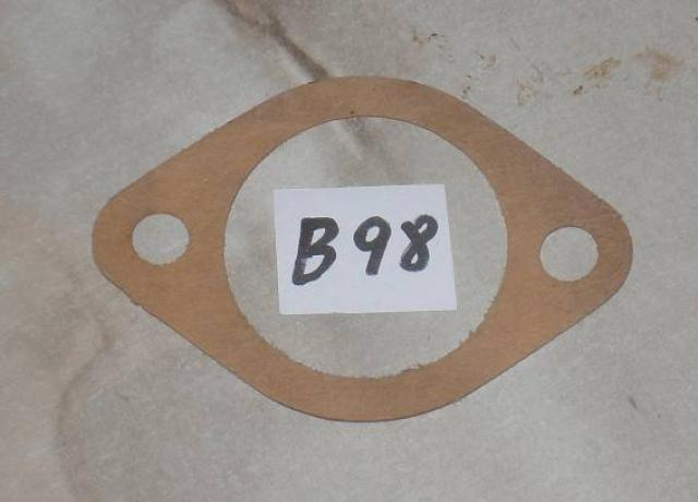 Velocette Gearbox End Cover Plate Gasket