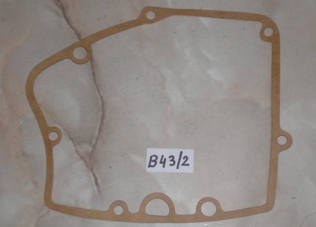 Velocette Gearbox End Cover Gasket S/A