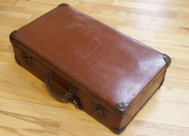 Brough Superior Vintage Suitcase