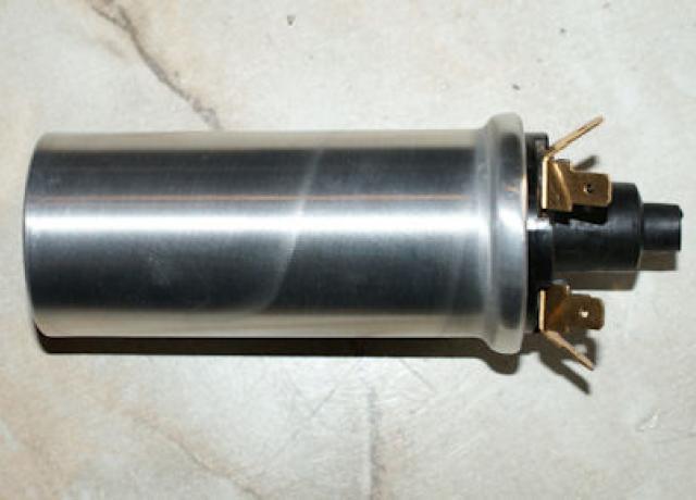 BSA A75/Triumph T150/A65  Ignition Coil 4V. Lucas replica.