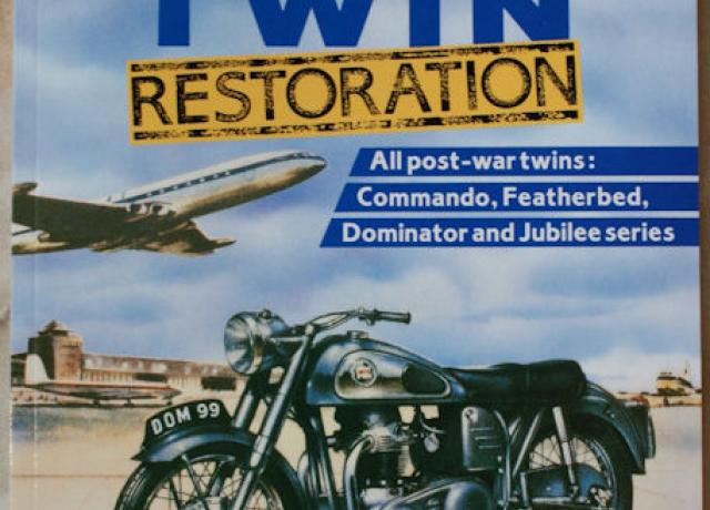 Norton Twin Restoration, All post-war twins