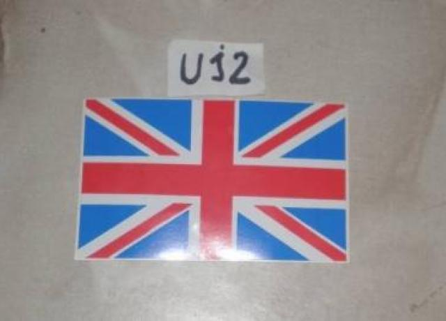 Union Jack Sticker large