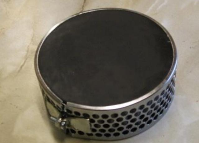 Pancake Airfilter Assembly 600/376 Offset