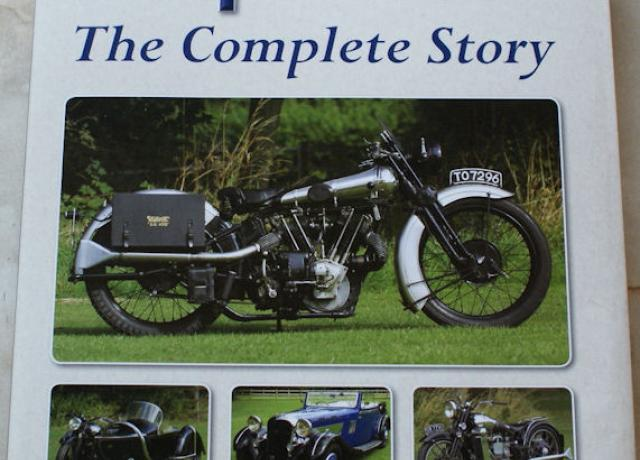 Brough Superior  book The Complete Story, Peter Miller