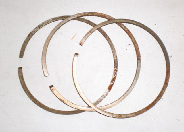 Hepolite Piston Ring Set R.C.15