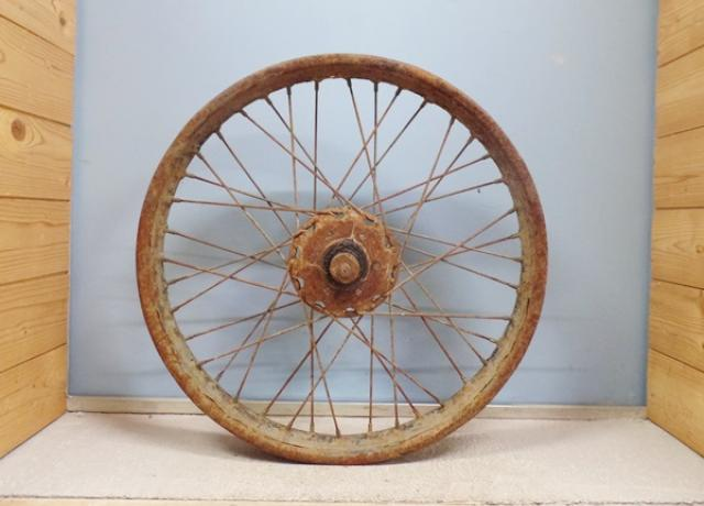 French Wheel used