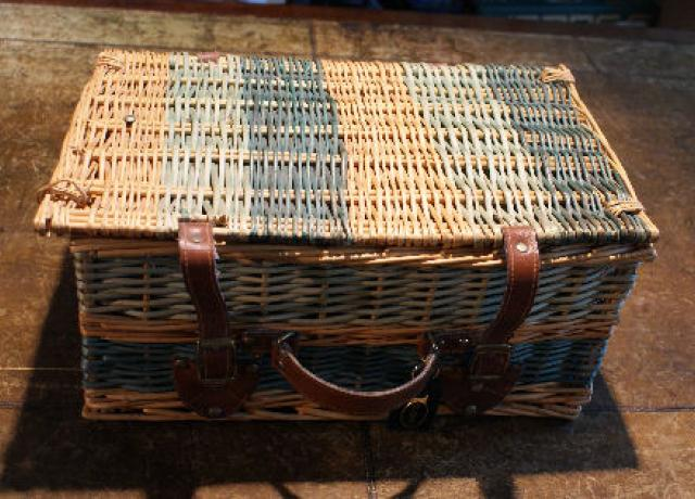 Brough Superior Picnic Basket