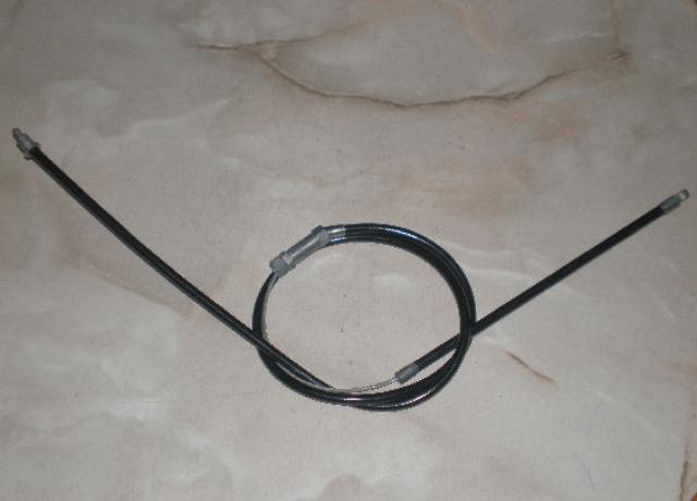 AJS/ARIEL/BSA/Machless Air/Choke Cable 350/650ccm 31 Swift; VH Red Hunter; A65T, A65R; G.12/CSR