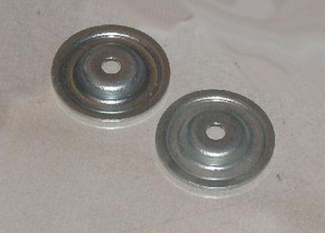 Triumph B-Range S/Arm Spindle Cap /Set