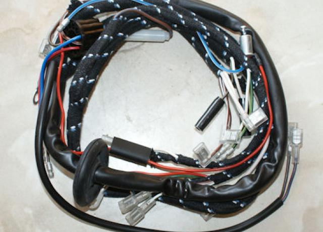 BSA A50/A65 Main Harness/Loom 1967-onwards