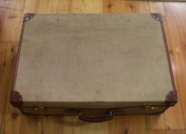 Brough Superior Suitcase