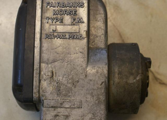 Fairbanks Morse Magneto Type F.M.  J  used