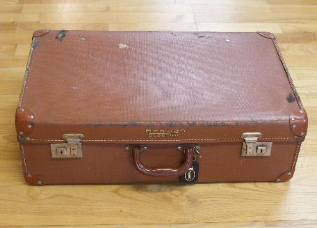 Brough Superior Vintage Larger Traveling case