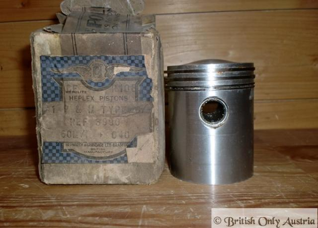 P&M 250cc Piston +40 NOS